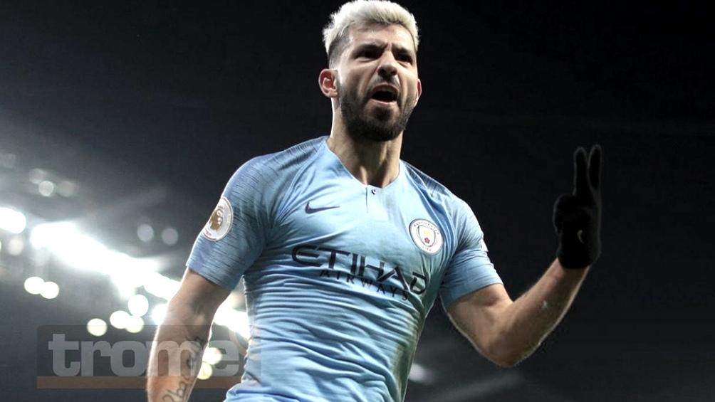 El Manchester City de Agüero frente al Tottenham de Pochettino