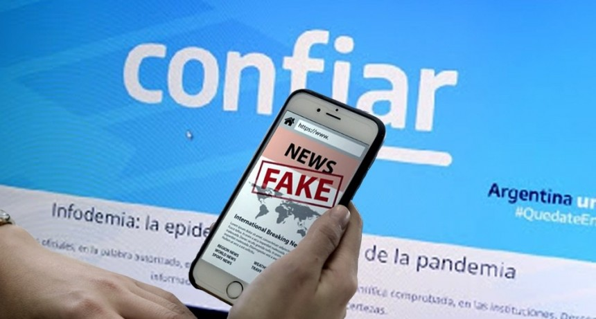 El Presidente destacó la nueva plataforma de Télam para detectar noticias falsas sobre coronavirus