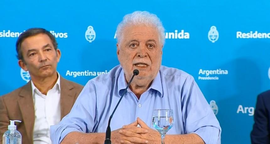 González García: