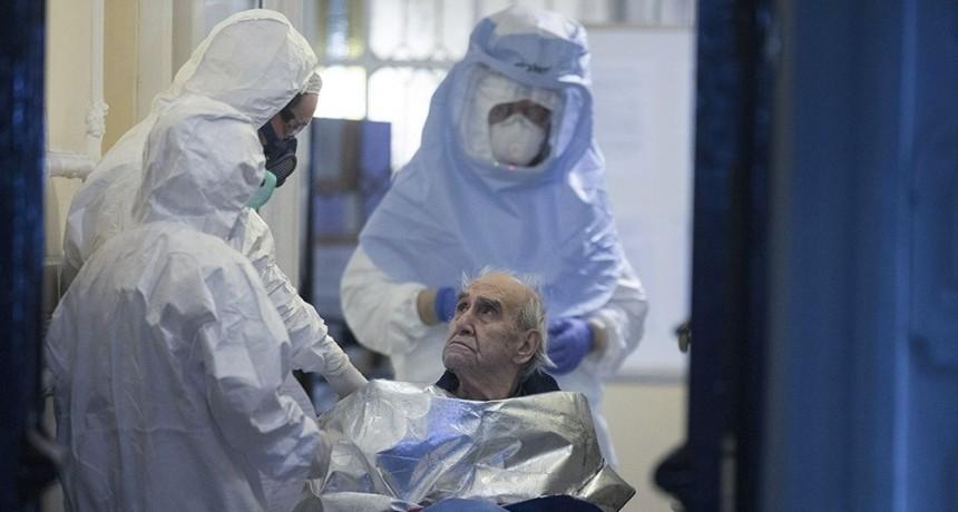 Coronavirus: suman 500 los fallecidos y 13.933 los infectados en el país
