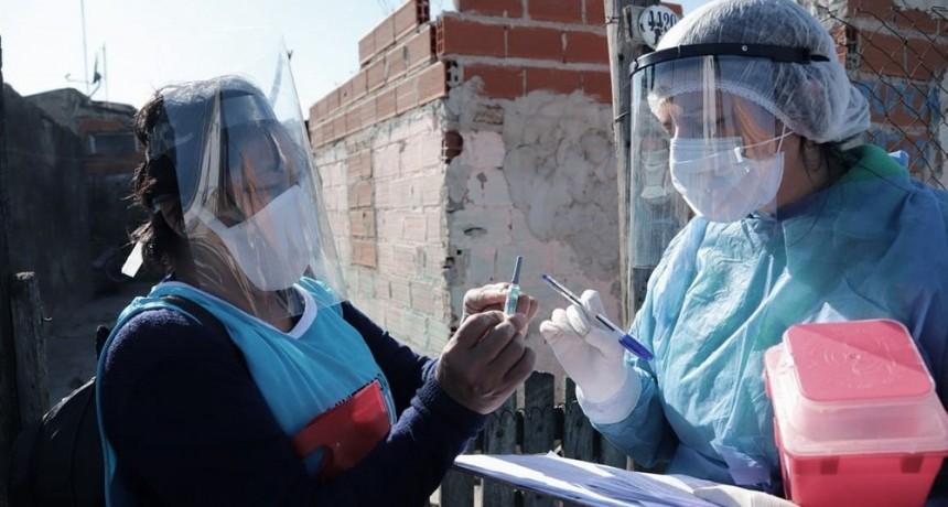 Realizarán un operativo en busca de casos positivos de coronavirus en Villa Itatí