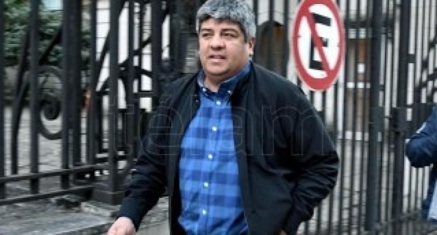 Pablo Moyano declara ante el juez Villena en calidad de victima de espionaje ilegal