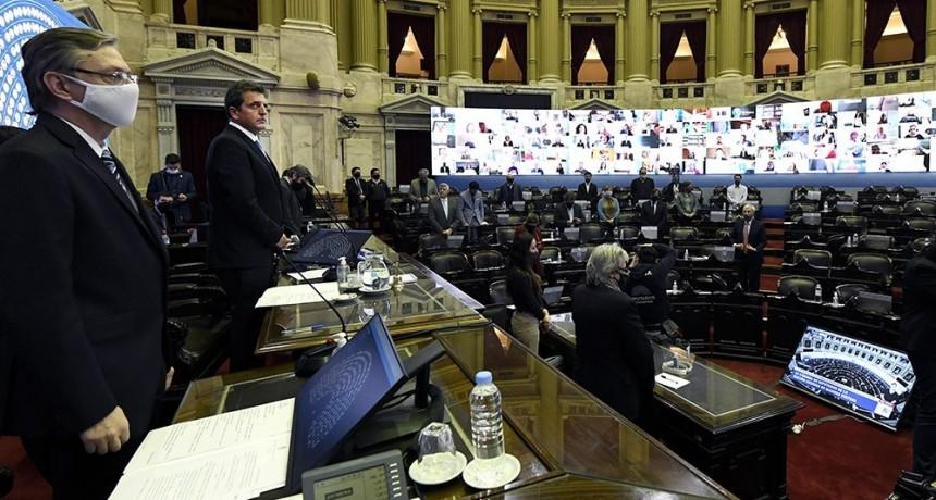 Massa y los jefes de bloque definirán cómo continuará la actividad en Diputados