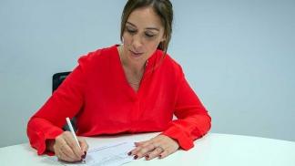 La gobernadora Vidal oficializó la designación de jueces