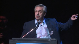 Fernández se reunió con candidatos de Mar del Plata, Bahía Blanca, Bariloche y Neuquén