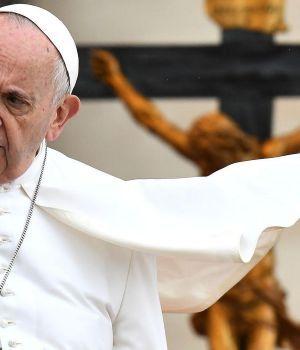 Francisco instó a los cristianos a dejar de lado la superstición