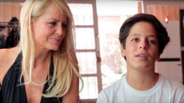 Mientras espera ser trasladado a una sala común, Máximo cumple 15 años