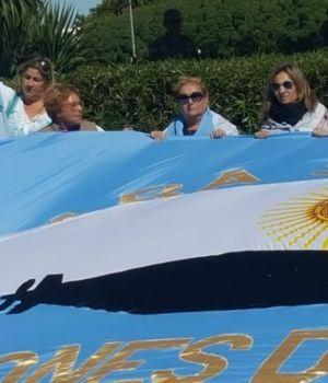 Nuevo reclamo por el ARA San Juan en Base Naval de Mar Del Plata